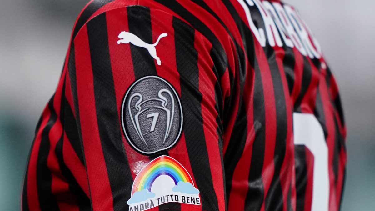 Our special shirts going on auction – Fondazione Milan